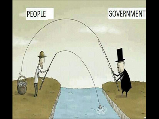 government vs people The people vs government – citizen choice has always been the american  way posted april 26th, 2017 by emmett o'keefe categories: advocacy.